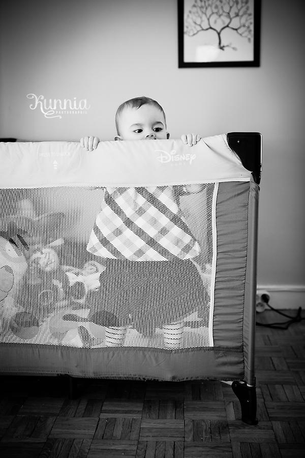 Projet 52 Caen photographe enfant bébé debout bébé 11 mois