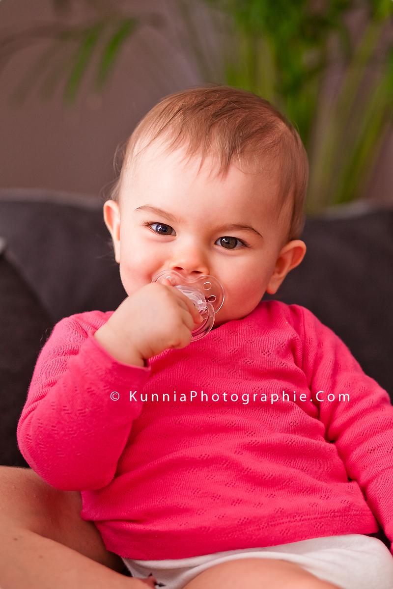 anniversaire bébé 1 an photographie lifestyle caen calvados photos enfant