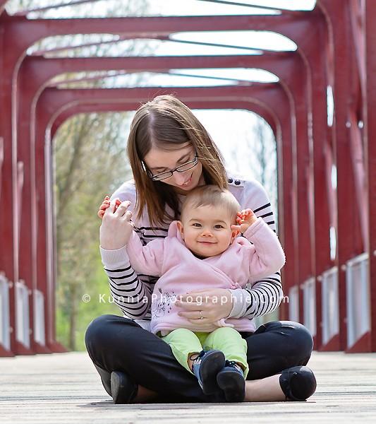 Semaine 15 | Projet 52 | Promenade en famille