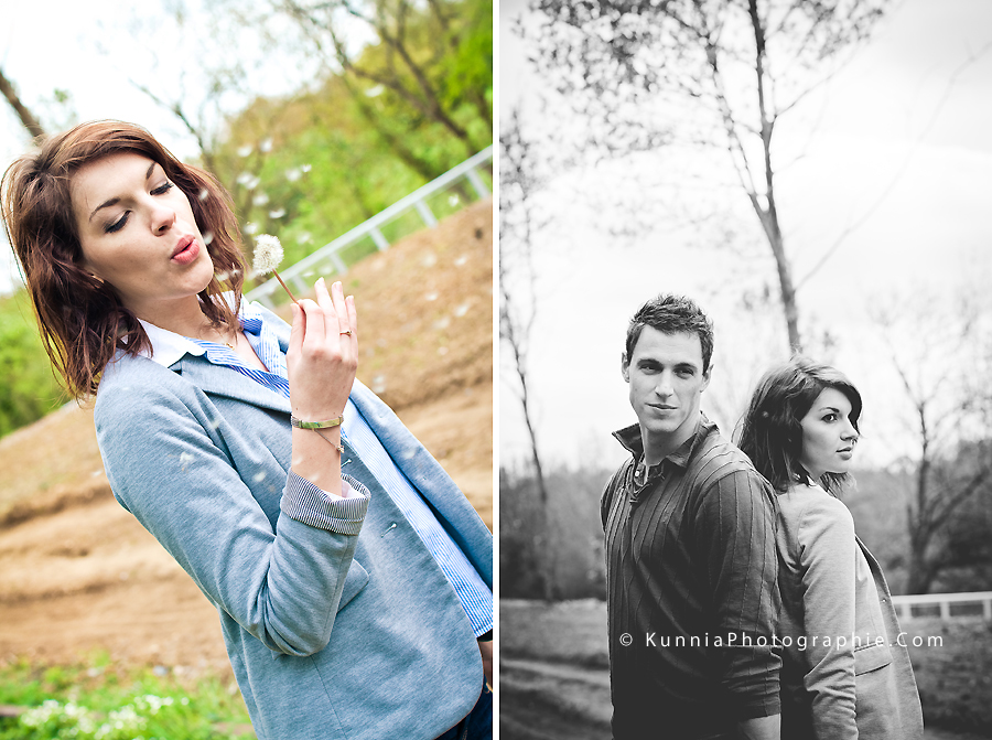 Kunnia Photographie - Séance Couple extérieur - Sophie + Bruno  - Caen Calvados Fleury sur Orne