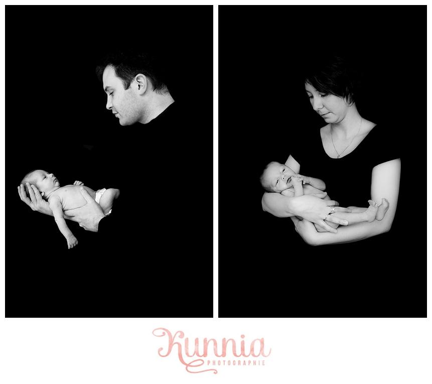 bébé parents 1 mois photographe spécialisé nouveau-né
