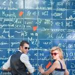 Photographe Paris Séance couple Montmartre Mariage Normandie