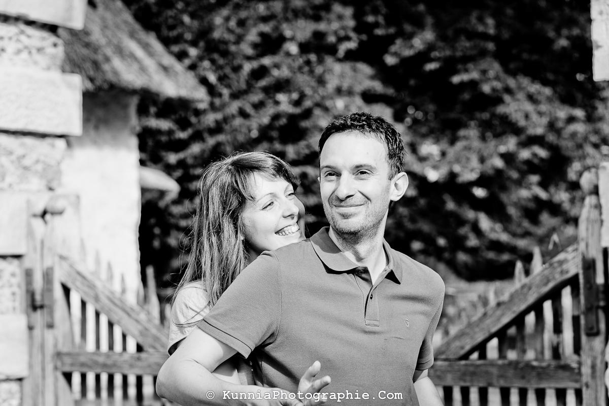 Photographe Mariage Couple Calvados Chateau de Versailles