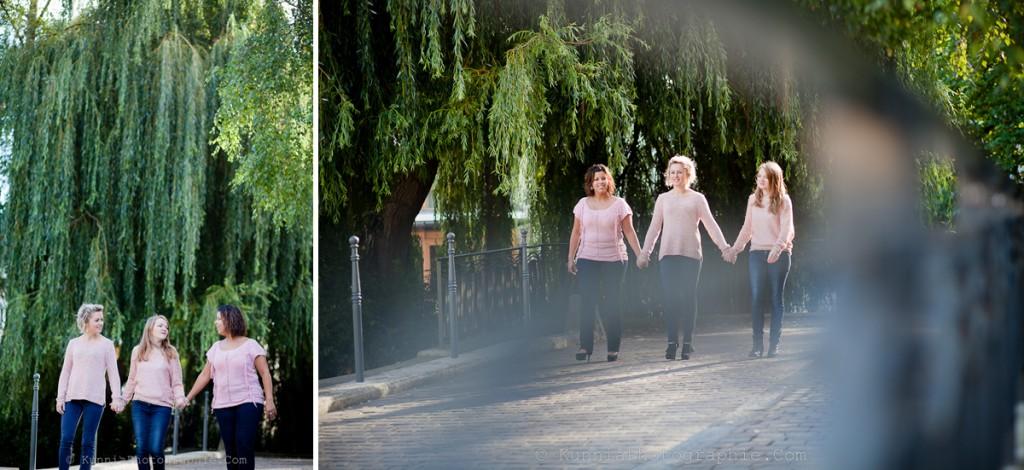 séance portrait lifestyle entre copines bayeux amusement rigolade handicap sourdité photographe caen calvados