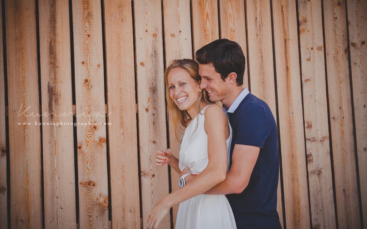 Séance Couple Nantes | Pauline & Lionel à L'île aux machines