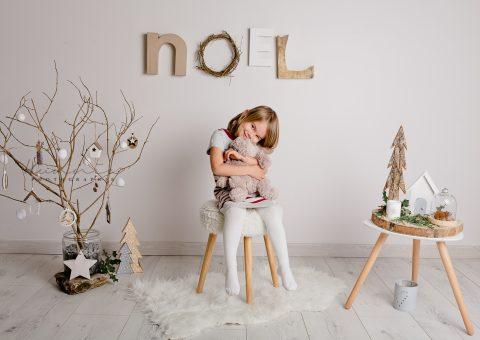 Mini Séances Noël   Photographe Studio Enfant