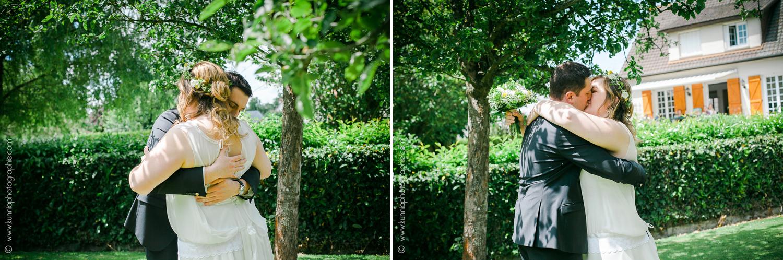 Mariage champetre à la grange d'espins par Kunnia Photographie photographe mariage normandie decouverte des mariés