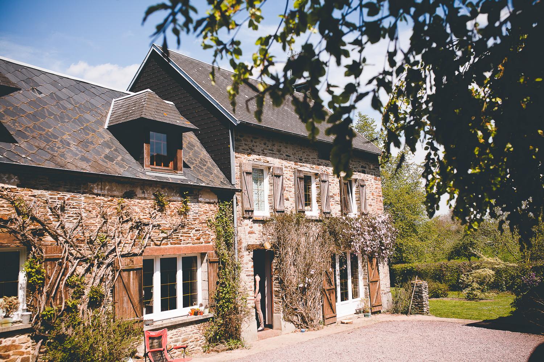 mariage champêtre moulin du vey mariage caen clecy suisse normande