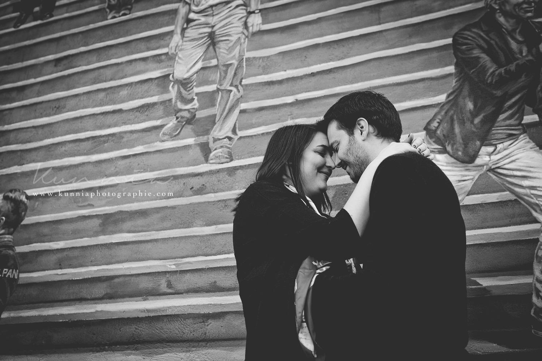 photographe mariage normandie, photo à la croix rousse lyon