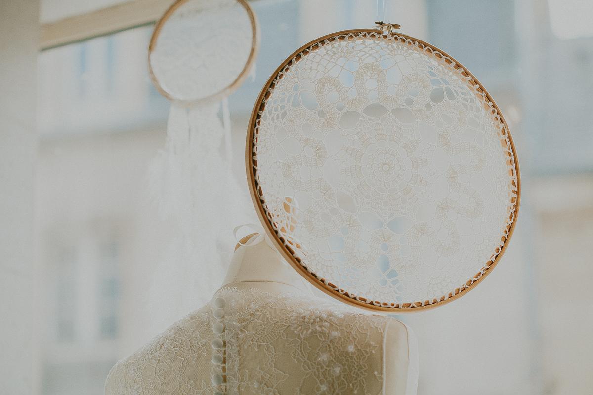 dreamcatcher décoration mariage boheme caen