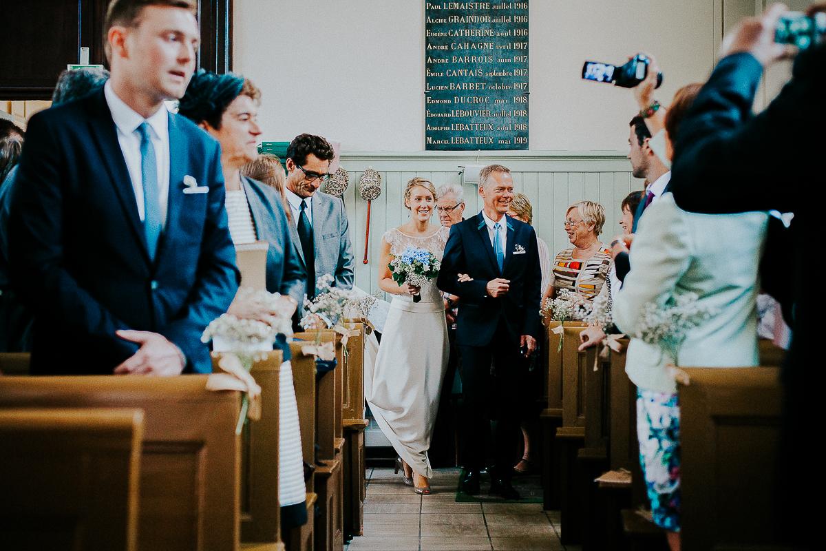 mariage franco finois à la grange du mesnil varin à Saint Paër en seine maritime ceremonie protestante