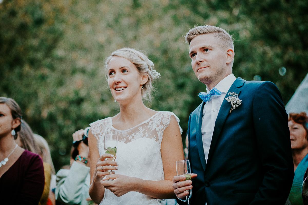 mariage franco finois à la grange du mesnil varin à Saint Paër en seine maritime toast des parents des mariés