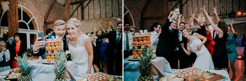 un mariage franco-finois à la Grange du Mesnil Varin