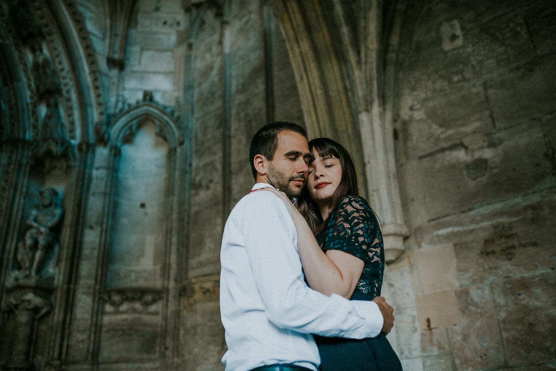 séance photo engagement reportage mariage honfleur