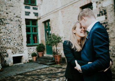 Photographe mariage Honfleur | Séance Photo Engagement
