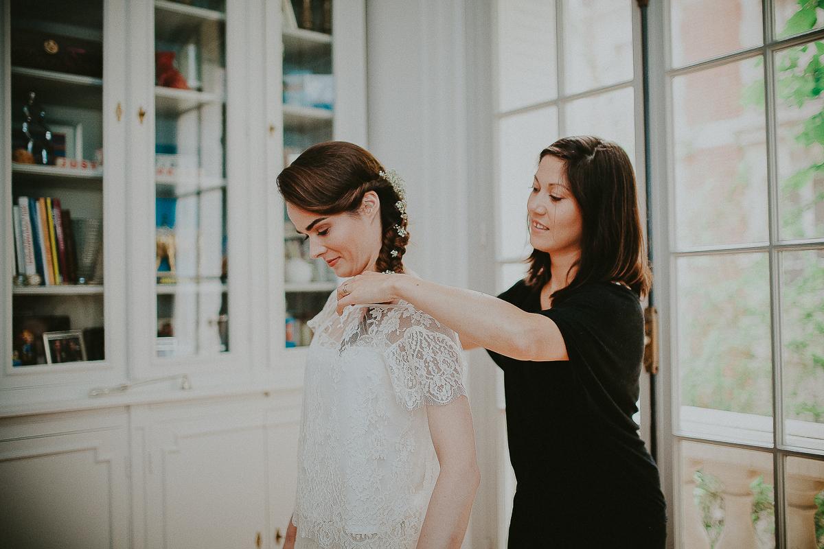 photographe mariage caen domaine de carabillon