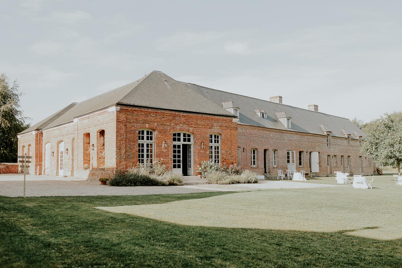 mariage champetre normandie chateau de montdetour