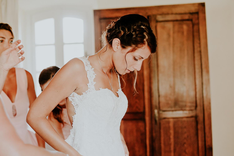 photographe mariage chateau de montdetour