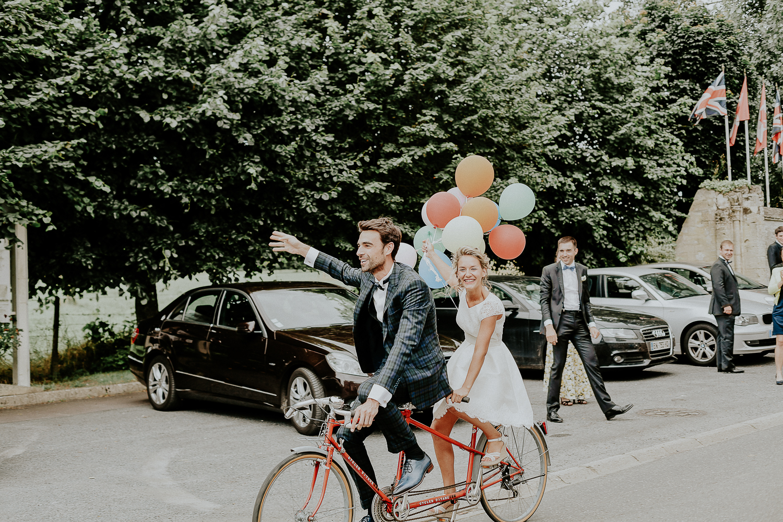 mariage en tandem caen