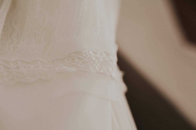 robe en dentelle mariage