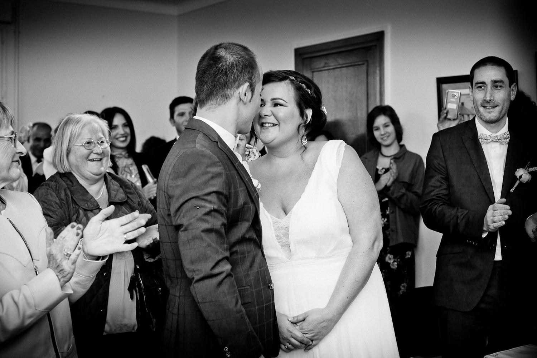 mariés à la mairie Caen Normandie