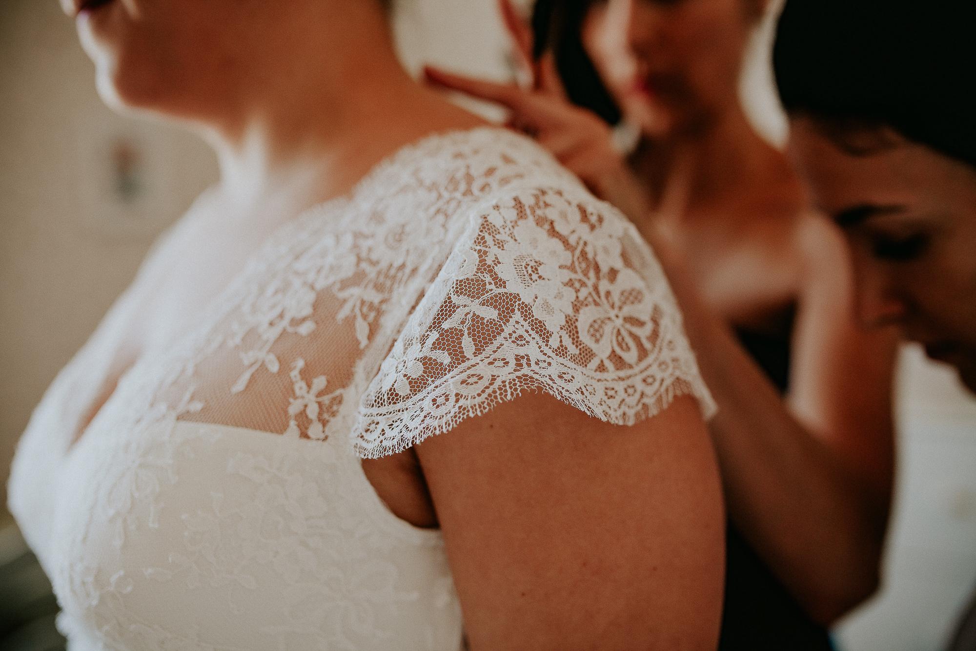 dentelle de calais mariage