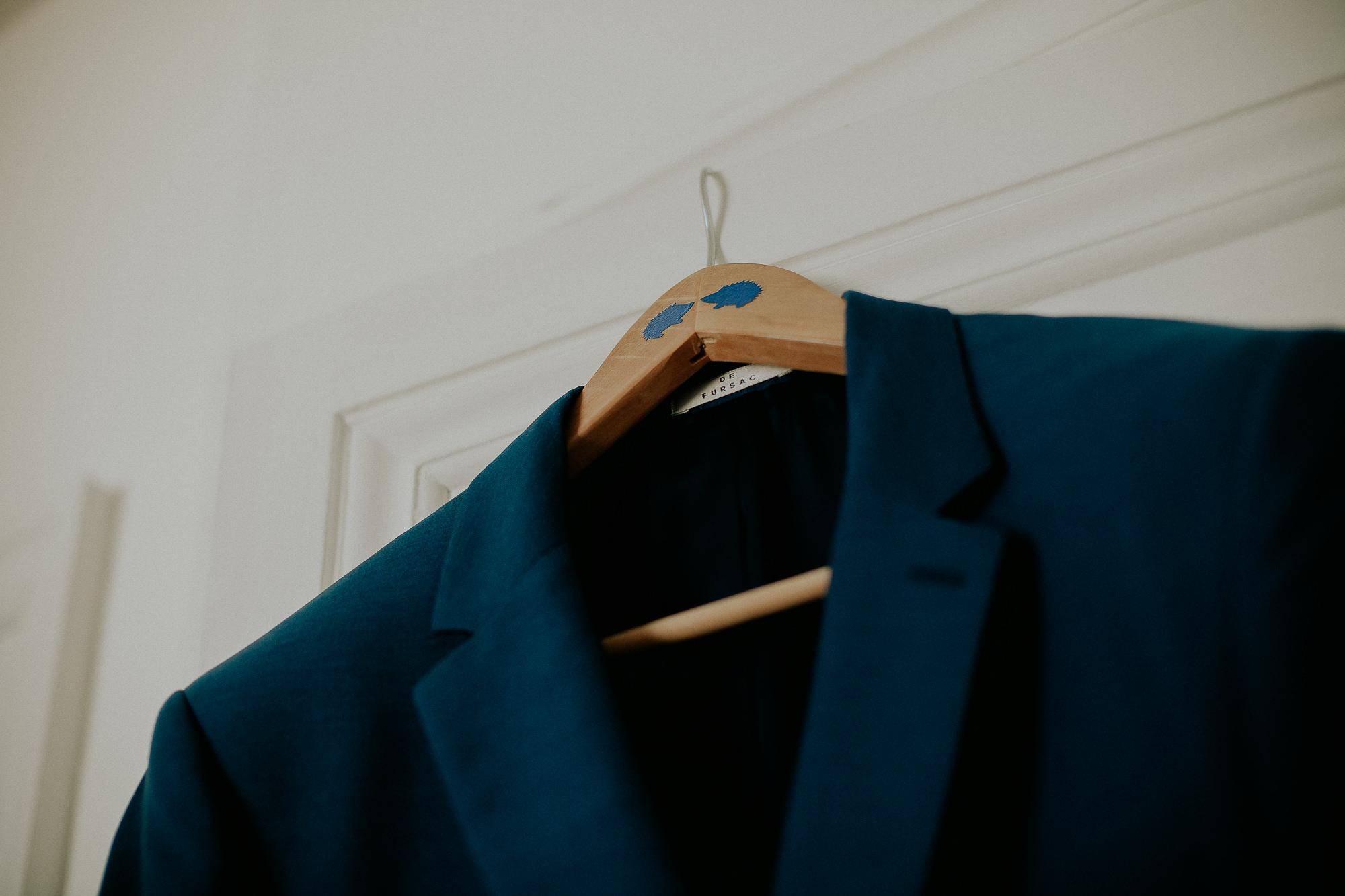 costume de fursac mariage