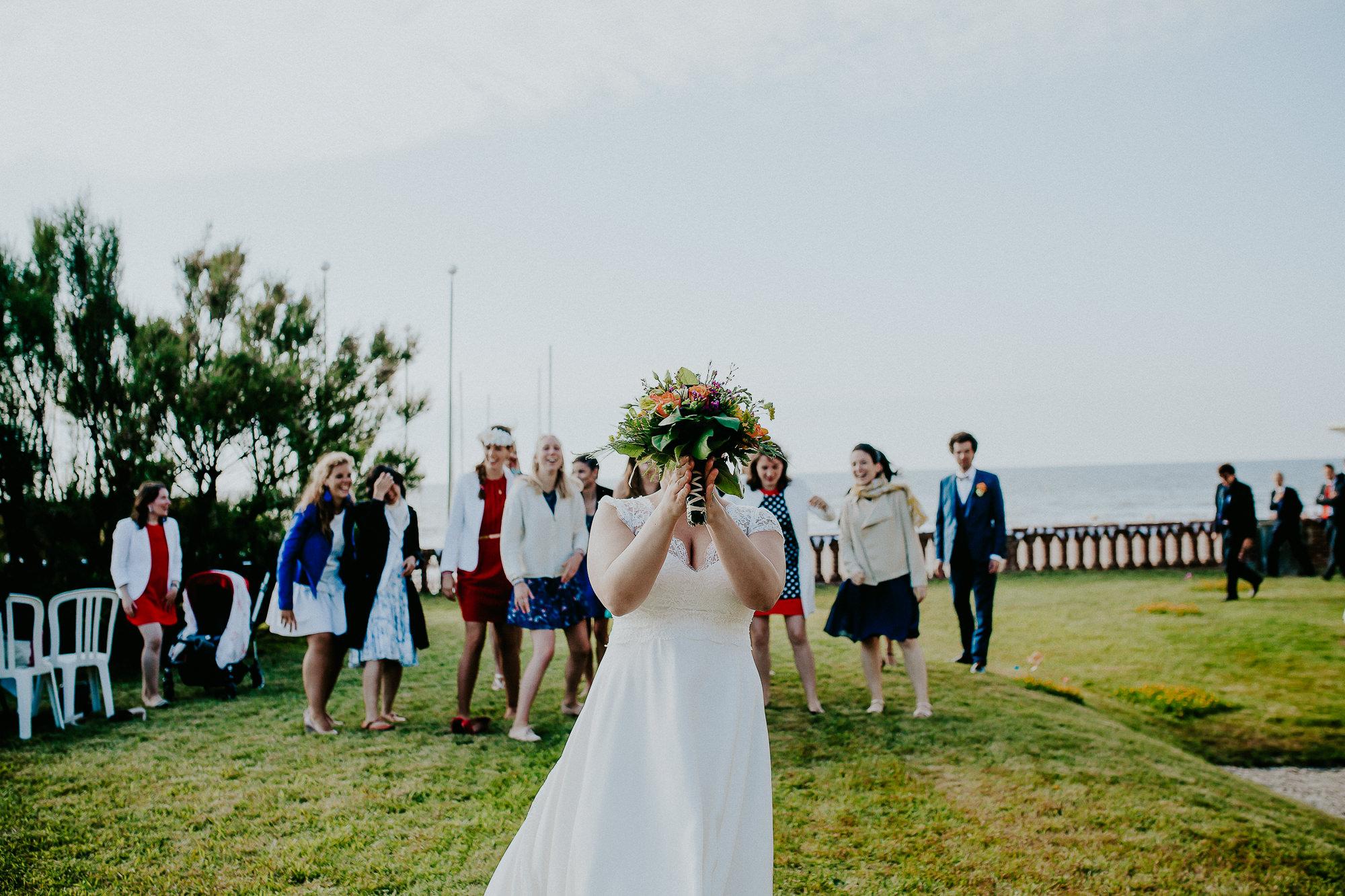 mariage bord de mer caen