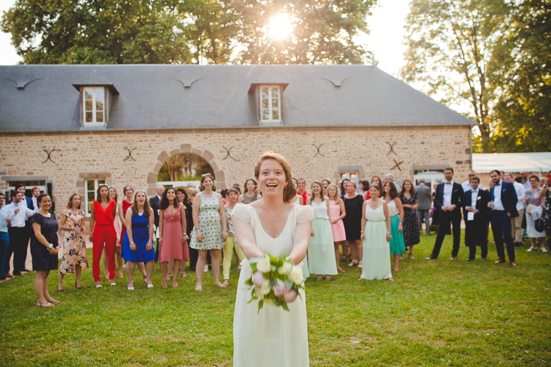 mariage festif chateau de la lucerne d'outremer