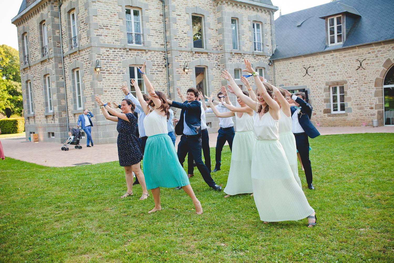 photographe mariage naturel normandie
