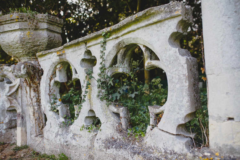 mariage chateau de rots