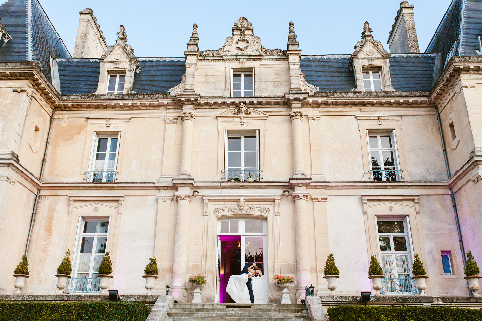 mariage chateau rots caen