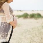 Photographe grossesse maternité cabourg caen